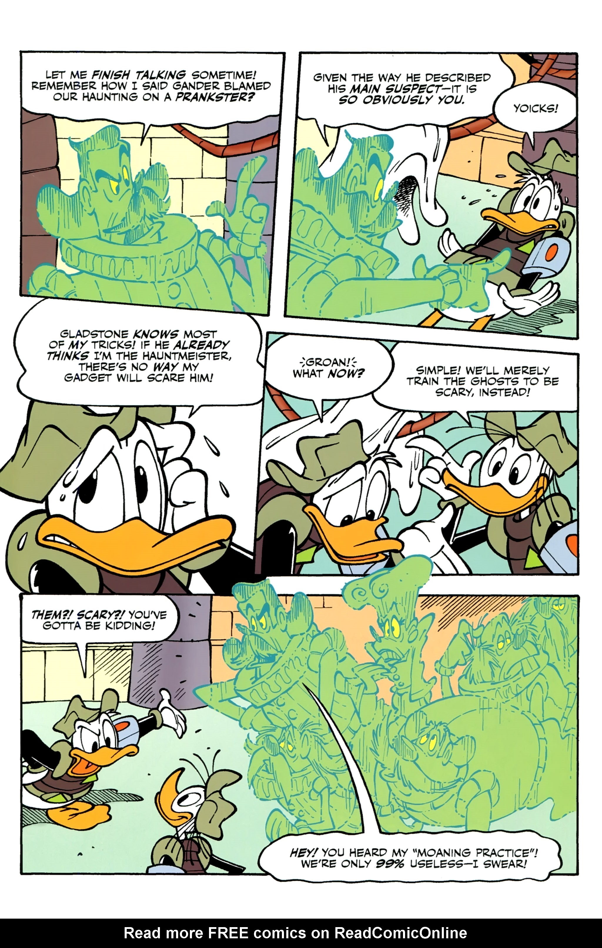 Read online Donald Duck (2015) comic -  Issue #13 - 18