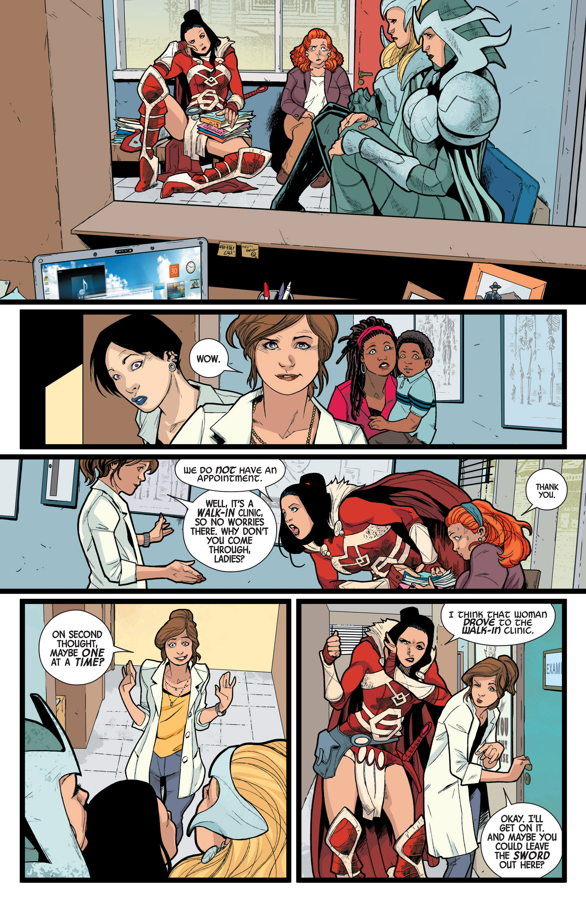 Read online Journey into Mystery (2011) comic -  Issue #652 - 10
