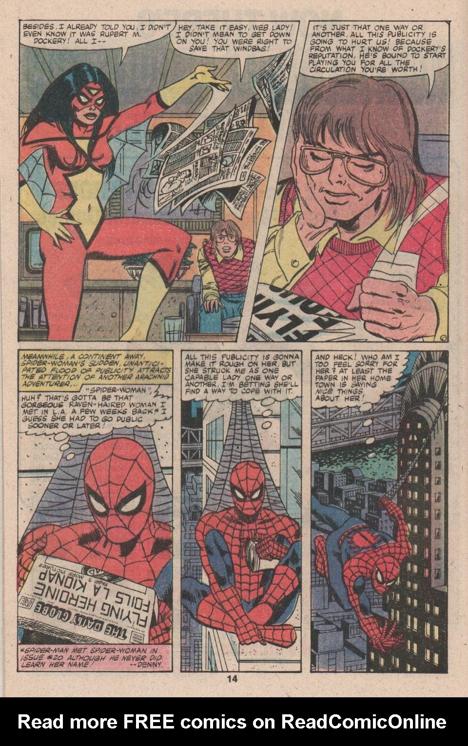 Spider-Woman (1978) Issue #26 #26 - English 9