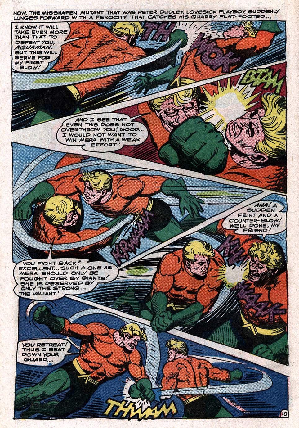 Aquaman (1962) Issue #34 #34 - English 16