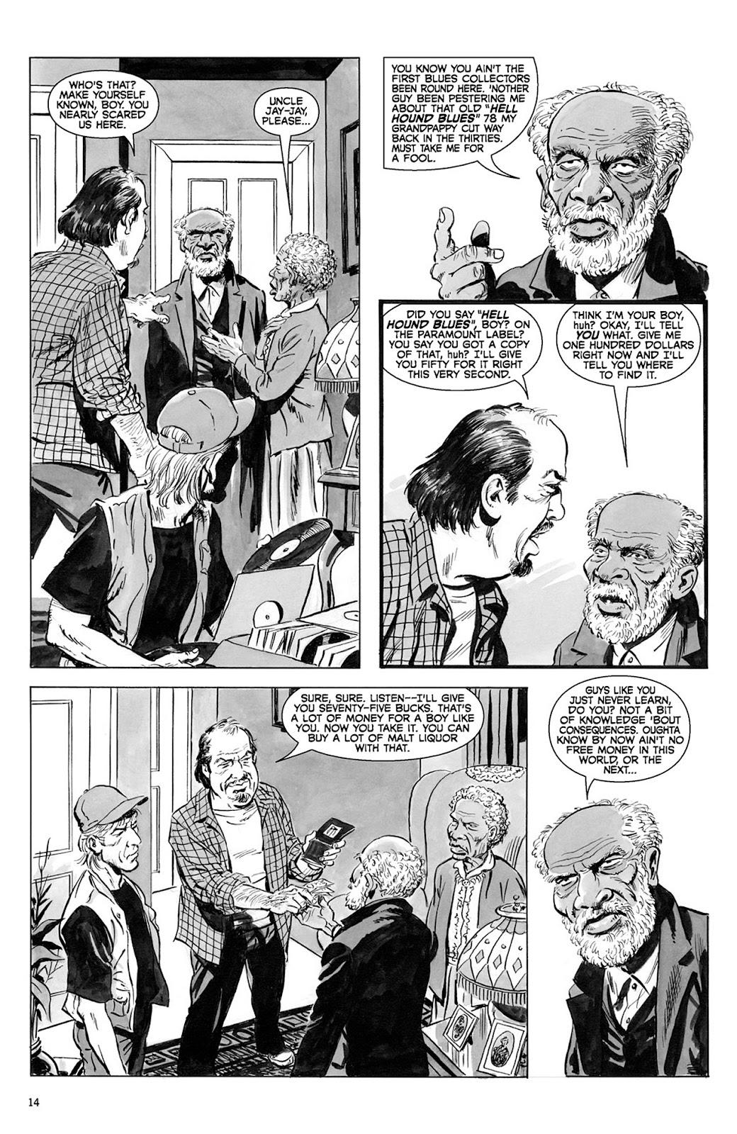 Creepy (2009) Issue #1 #1 - English 16
