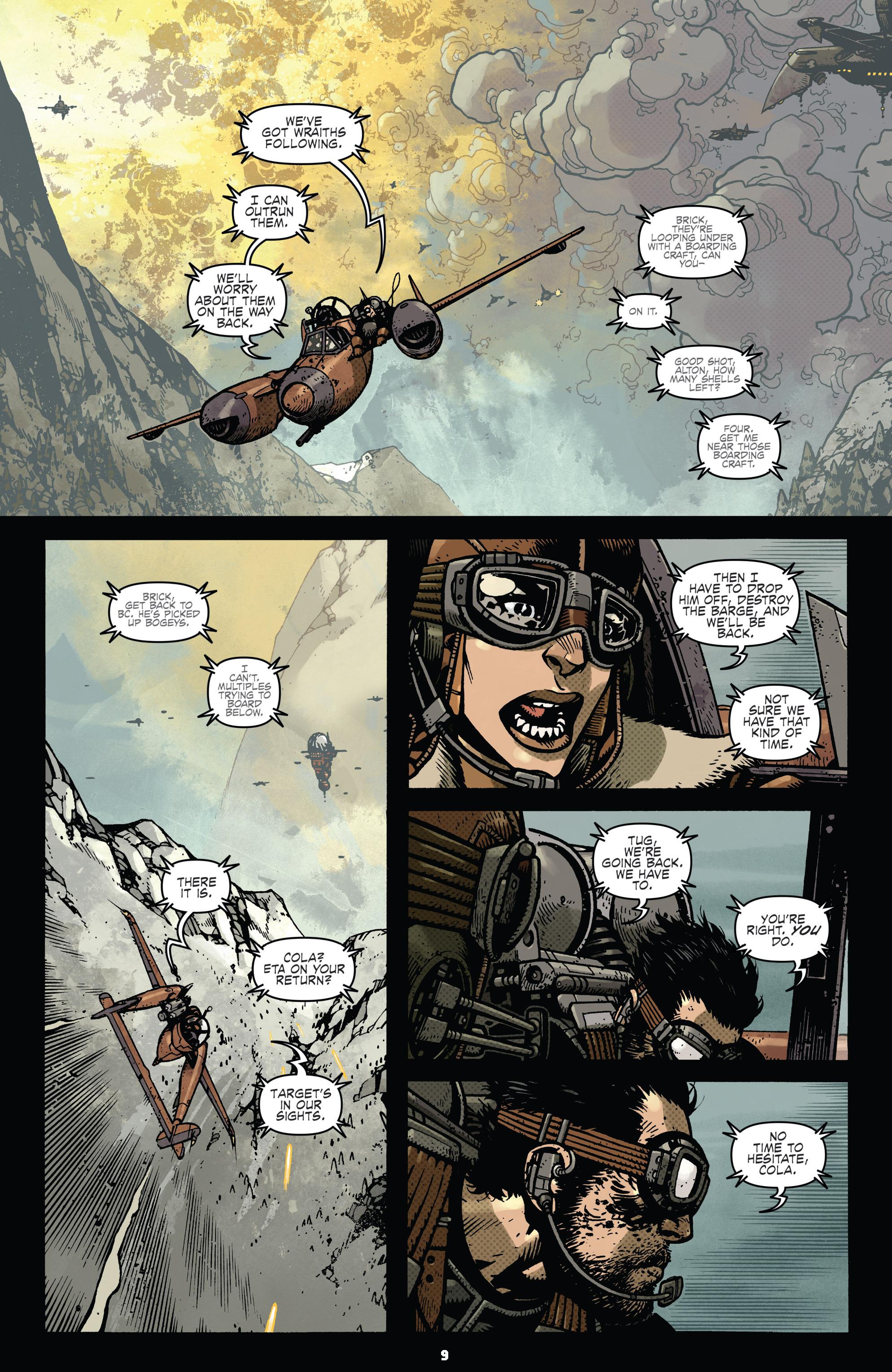Wild Blue Yonder 5 Page 9