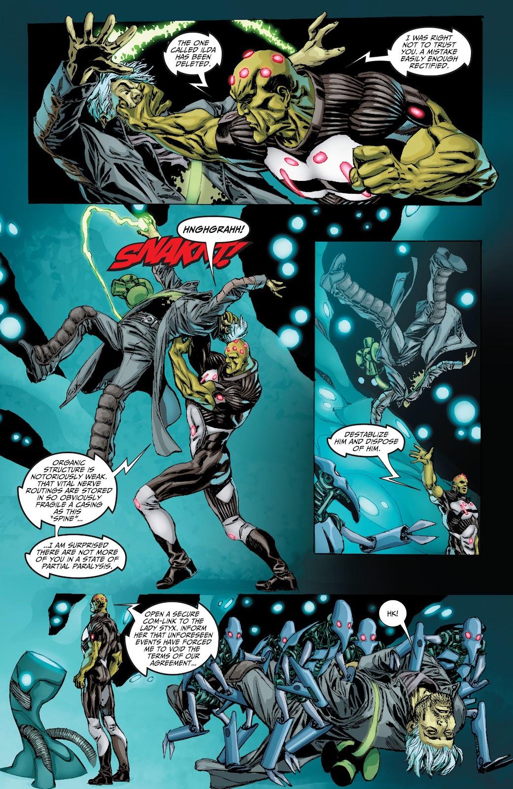 Threshold (2013) Issue #6 #6 - English 10