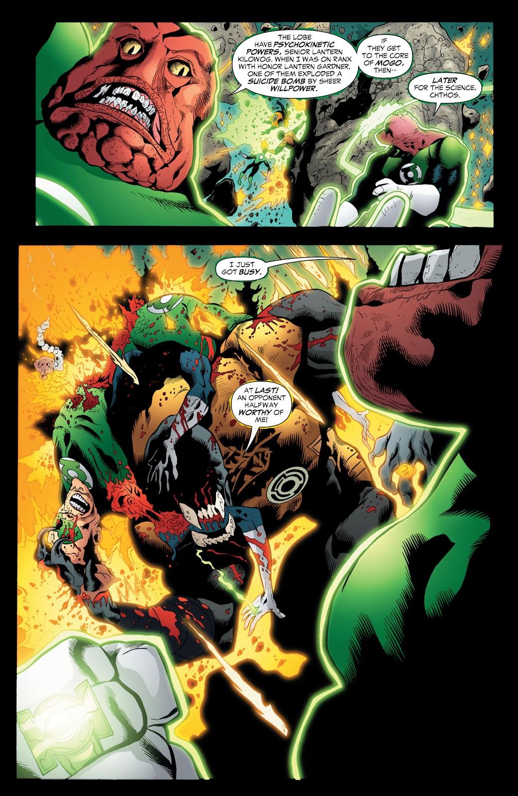 Green Lantern: The Sinestro Corps War Full #1 - English 127