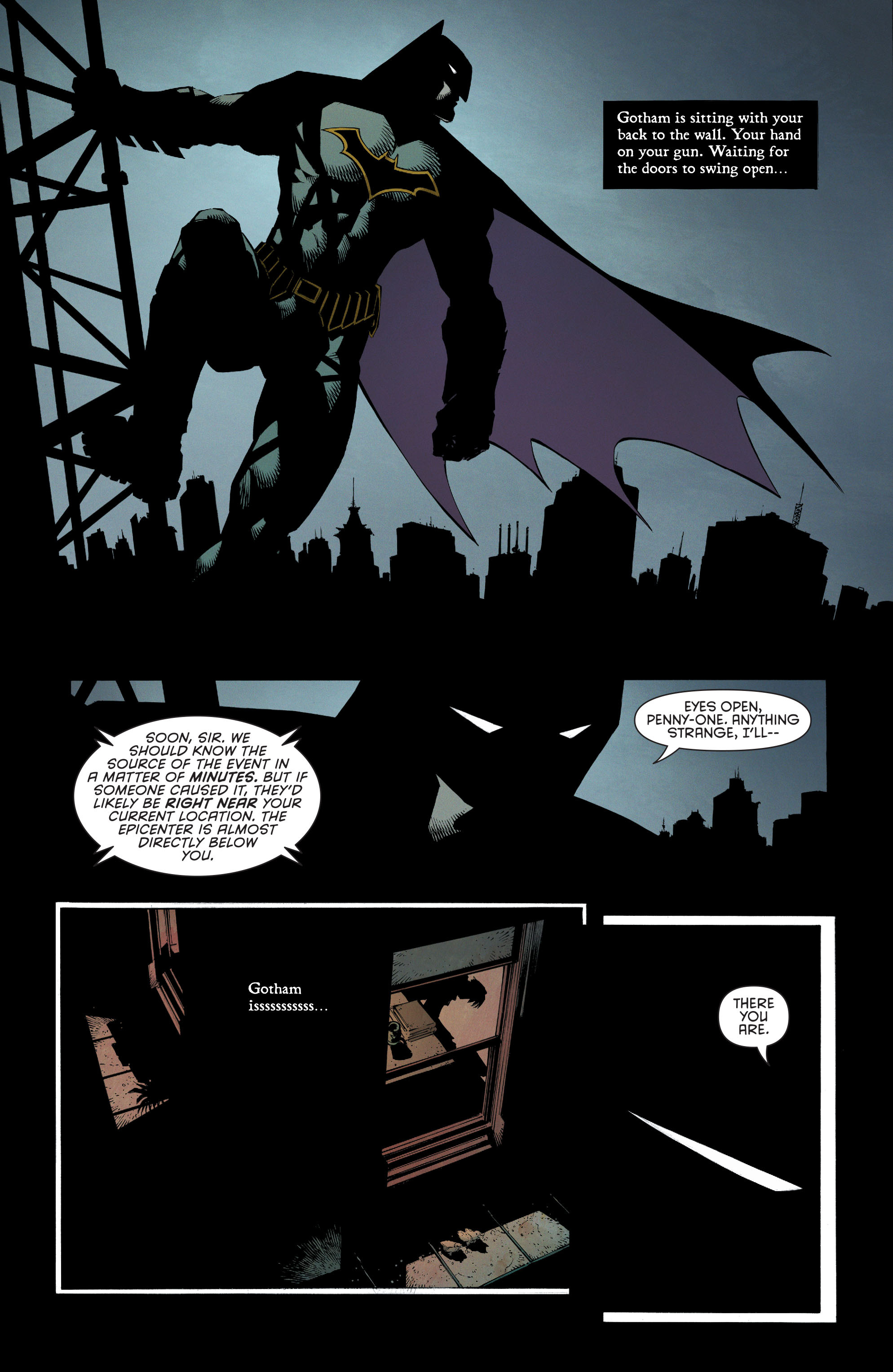 Batman (2011) #51 #74 - English 17