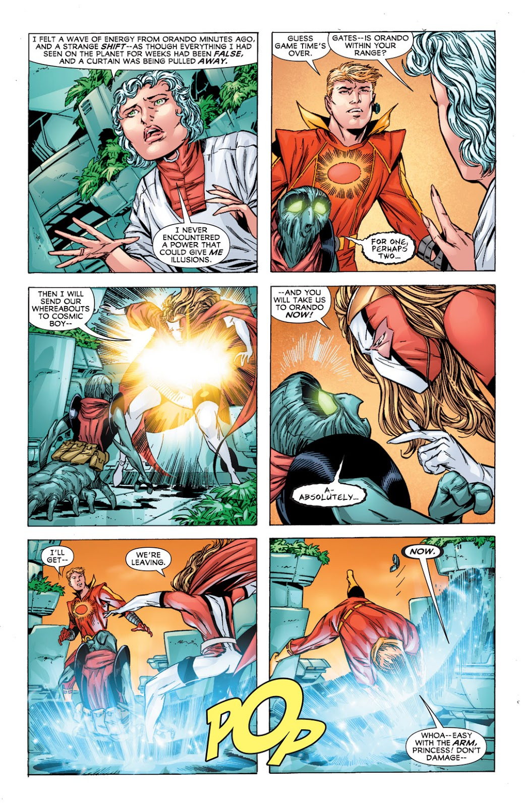 Legion of Super-Heroes (2010) _Annual 1 #1 - English 20