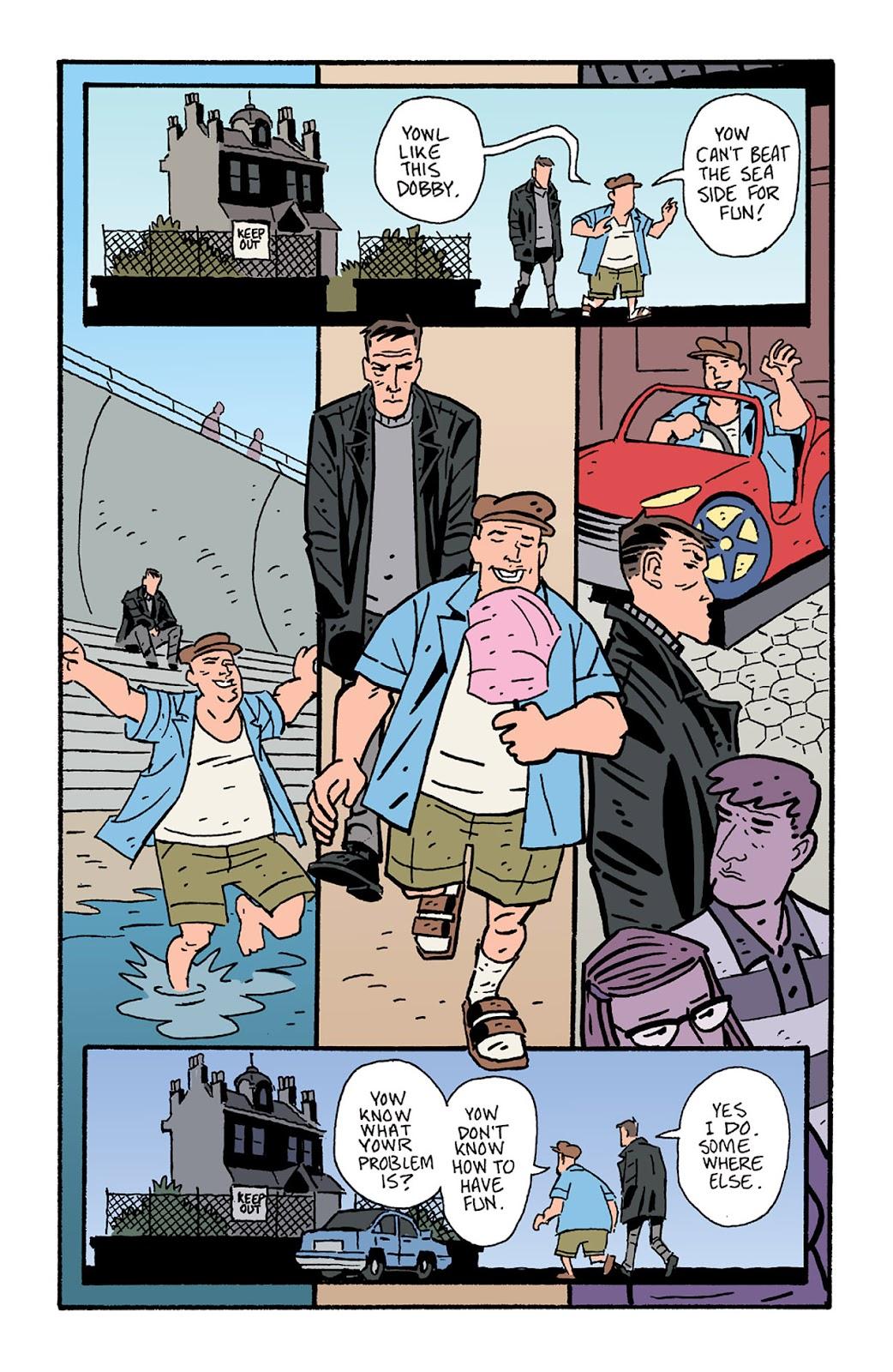 Mudman Issue #2 #2 - English 10