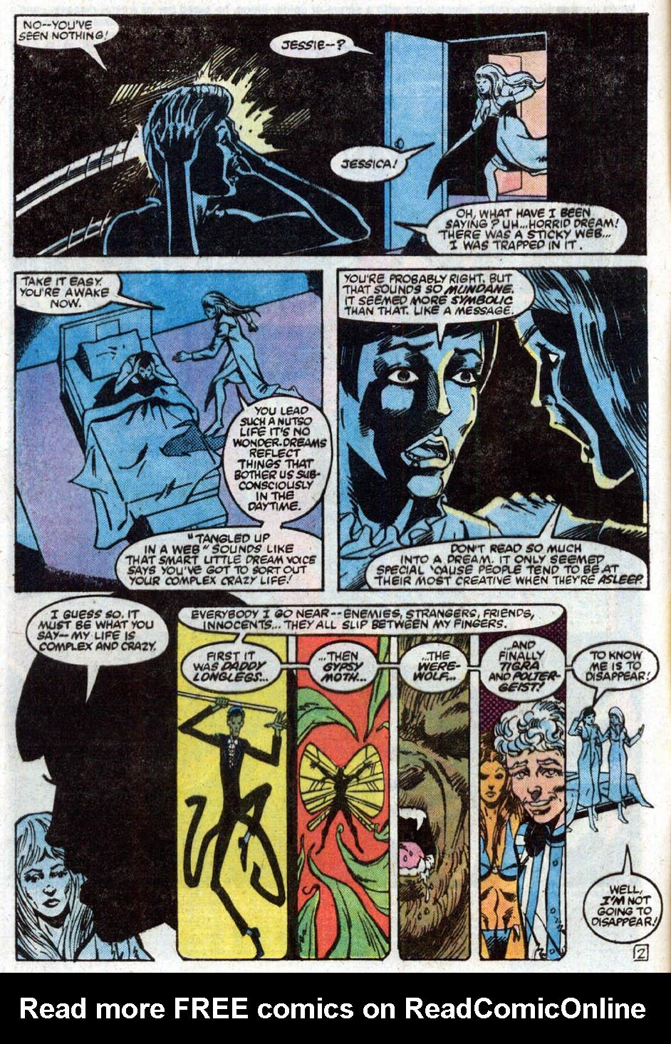 Spider-Woman (1978) #50 #50 - English 3