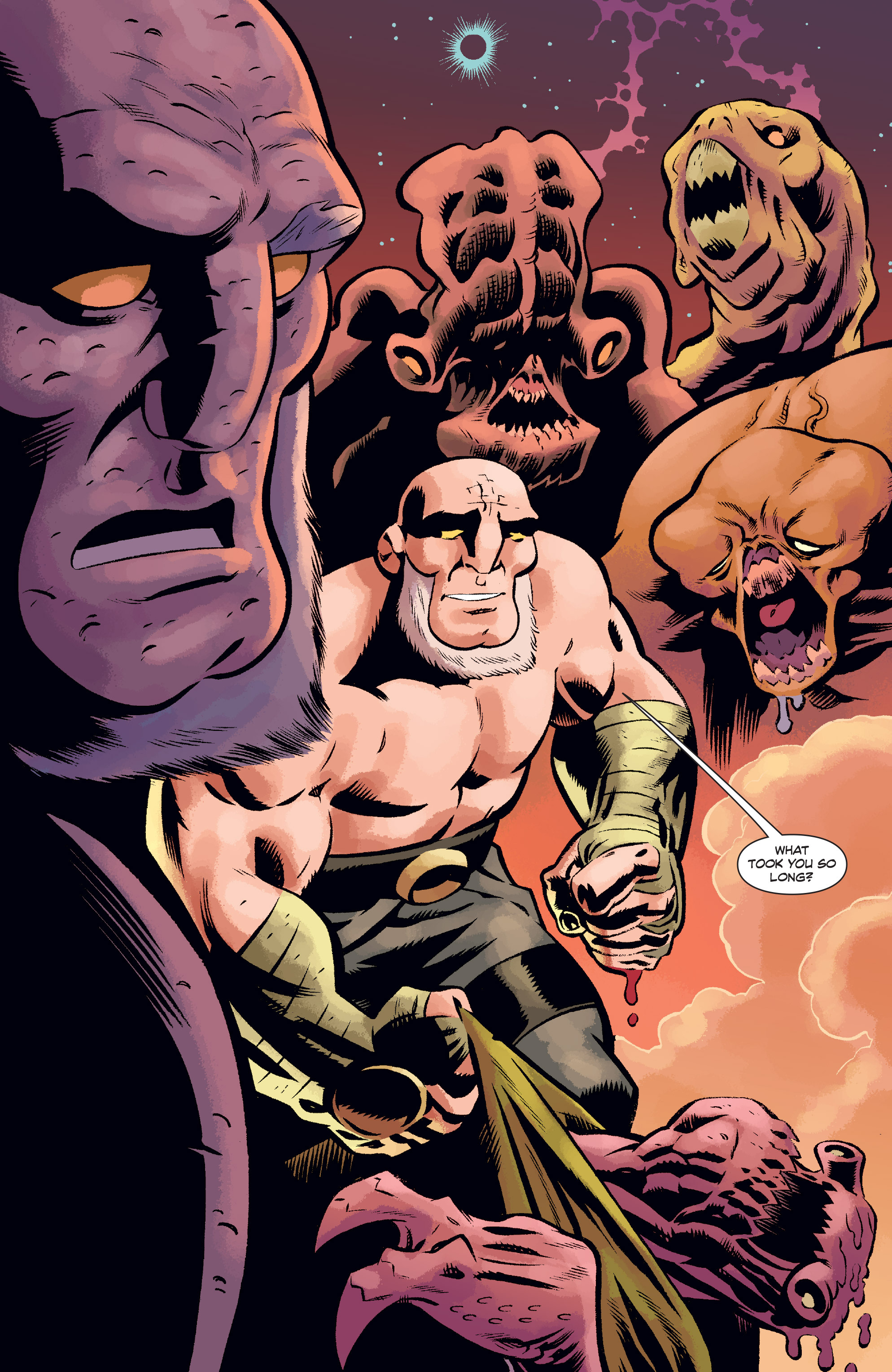 Read online The Anchor comic -  Issue # TPB 2 - 73