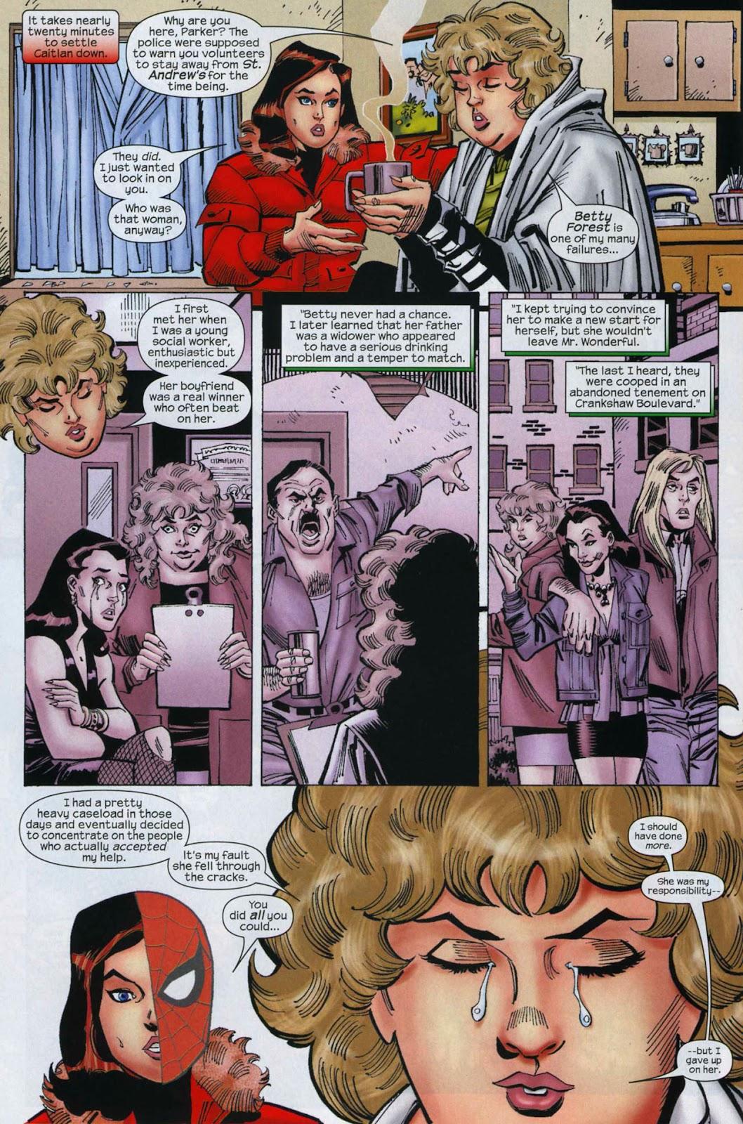 Amazing Spider-Girl Issue #3 #4 - English 12