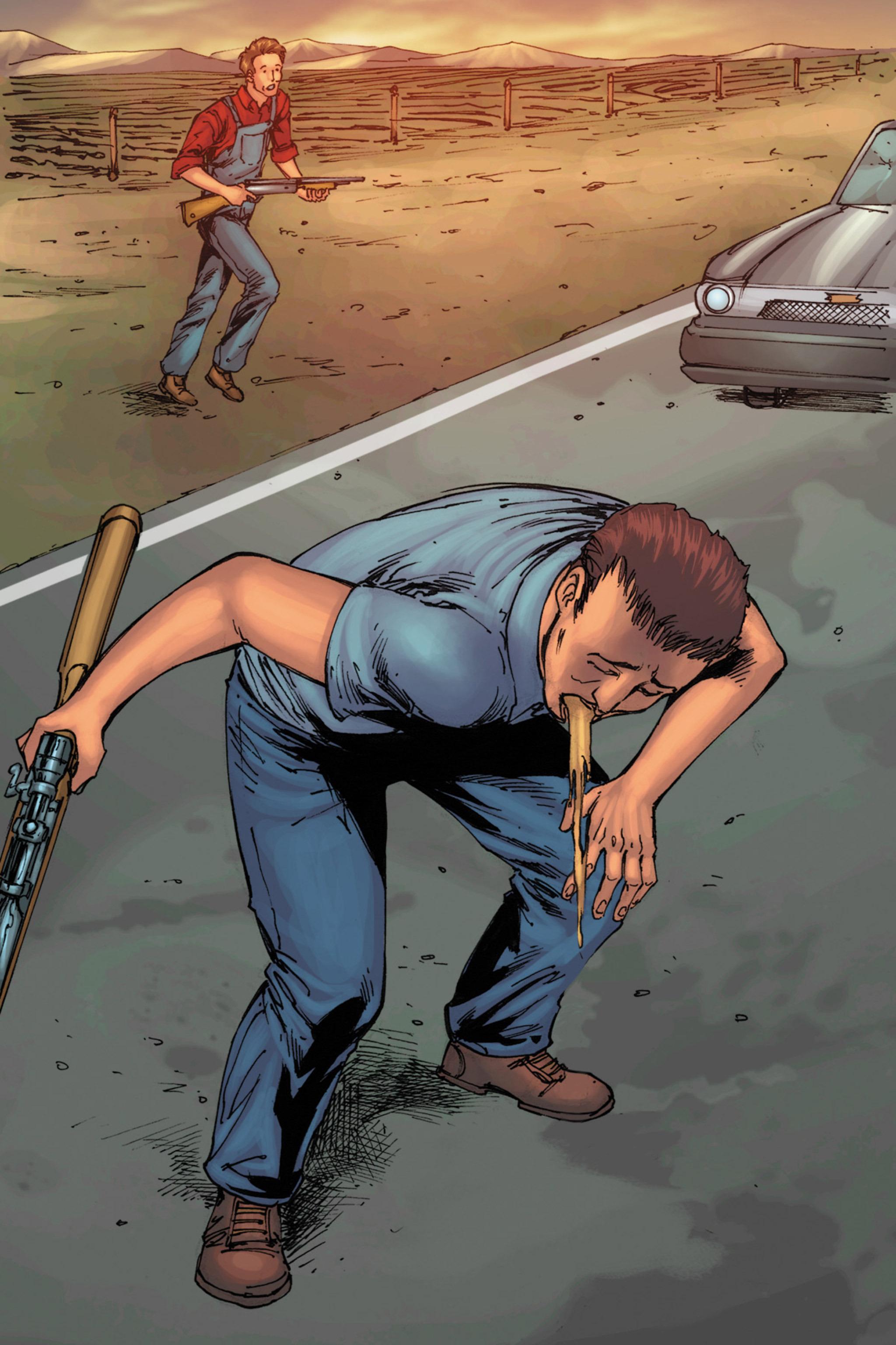 Read online Z-Men comic -  Issue #1 - 26