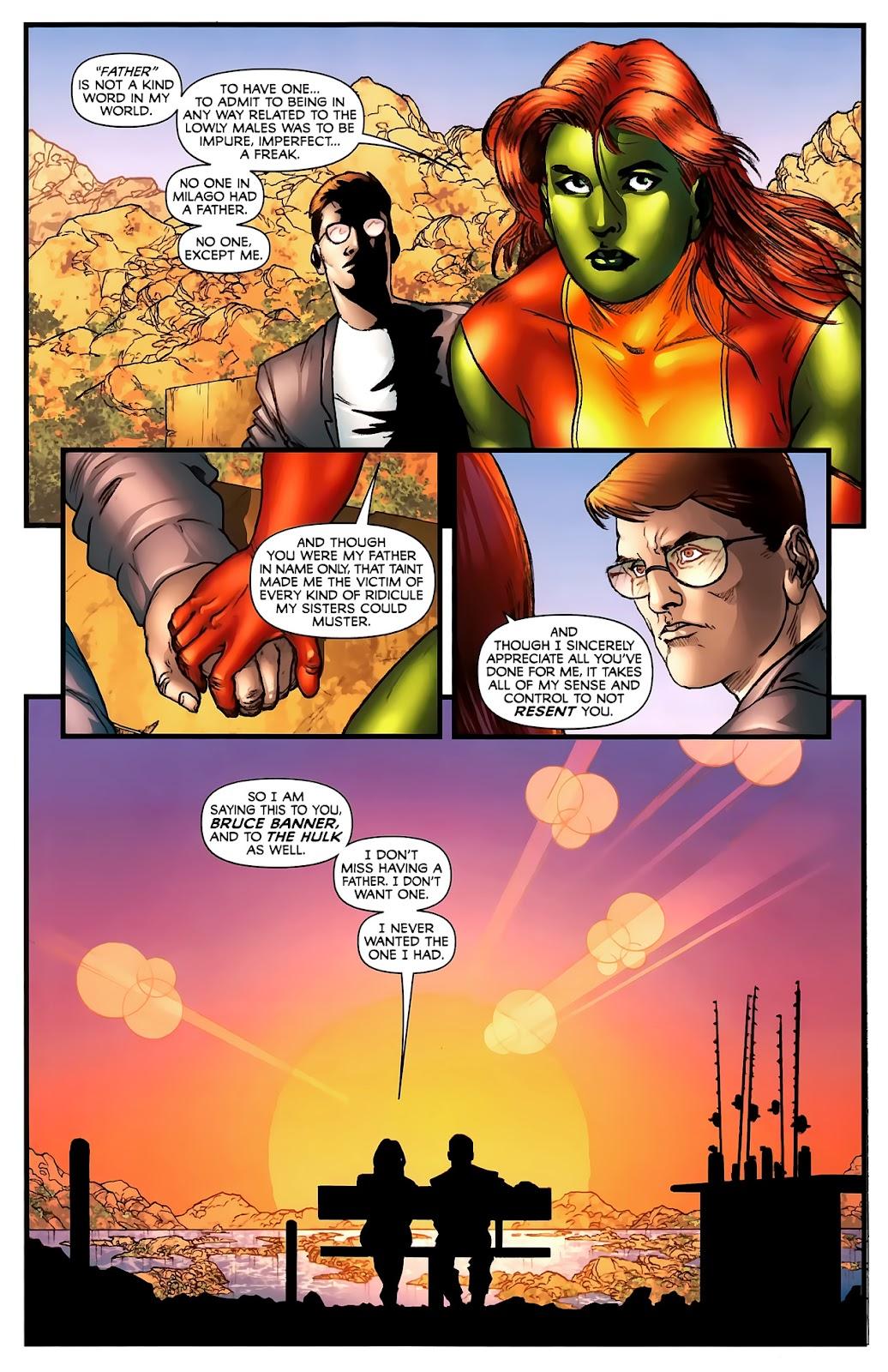 Incredible Hulks (2010) Issue #619 #9 - English 32