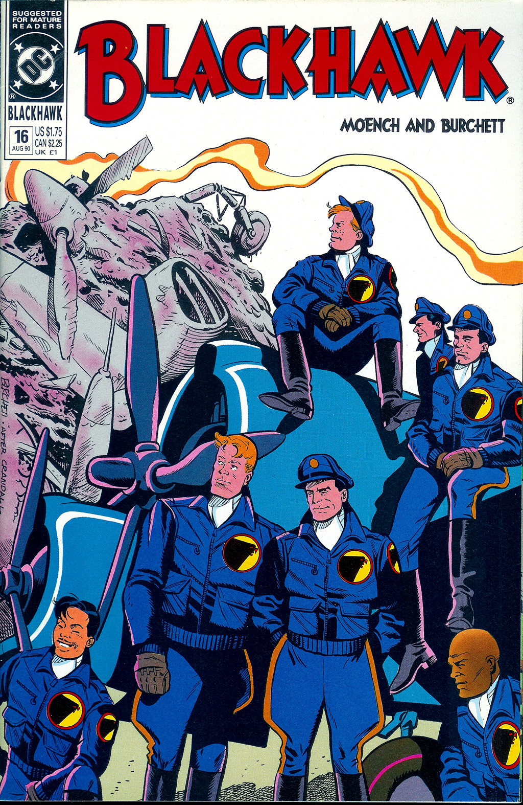 Blackhawk (1989) 16 Page 1