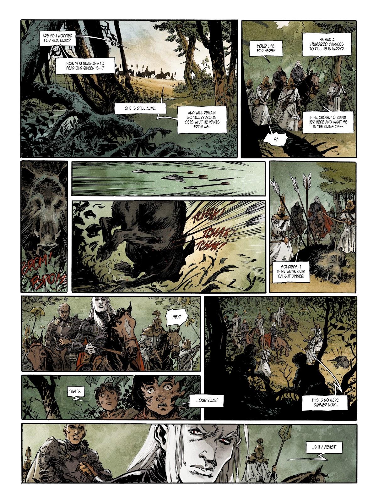 Elric (2014) TPB 2 #2 - English 34