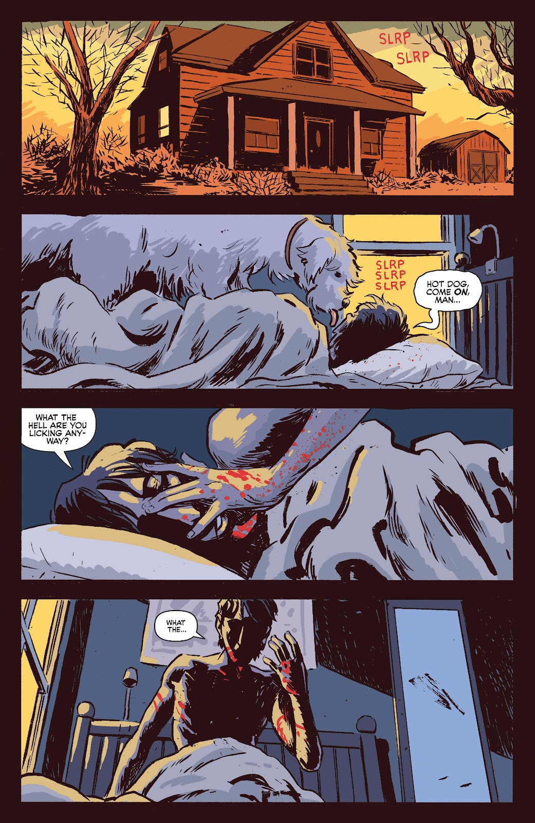 Jughead The Hunger Issue #0 #1 - English 19