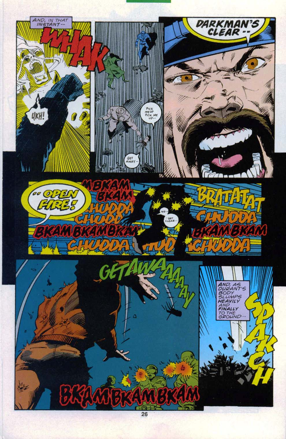 Darkman (1993) #6 #6 - English 21