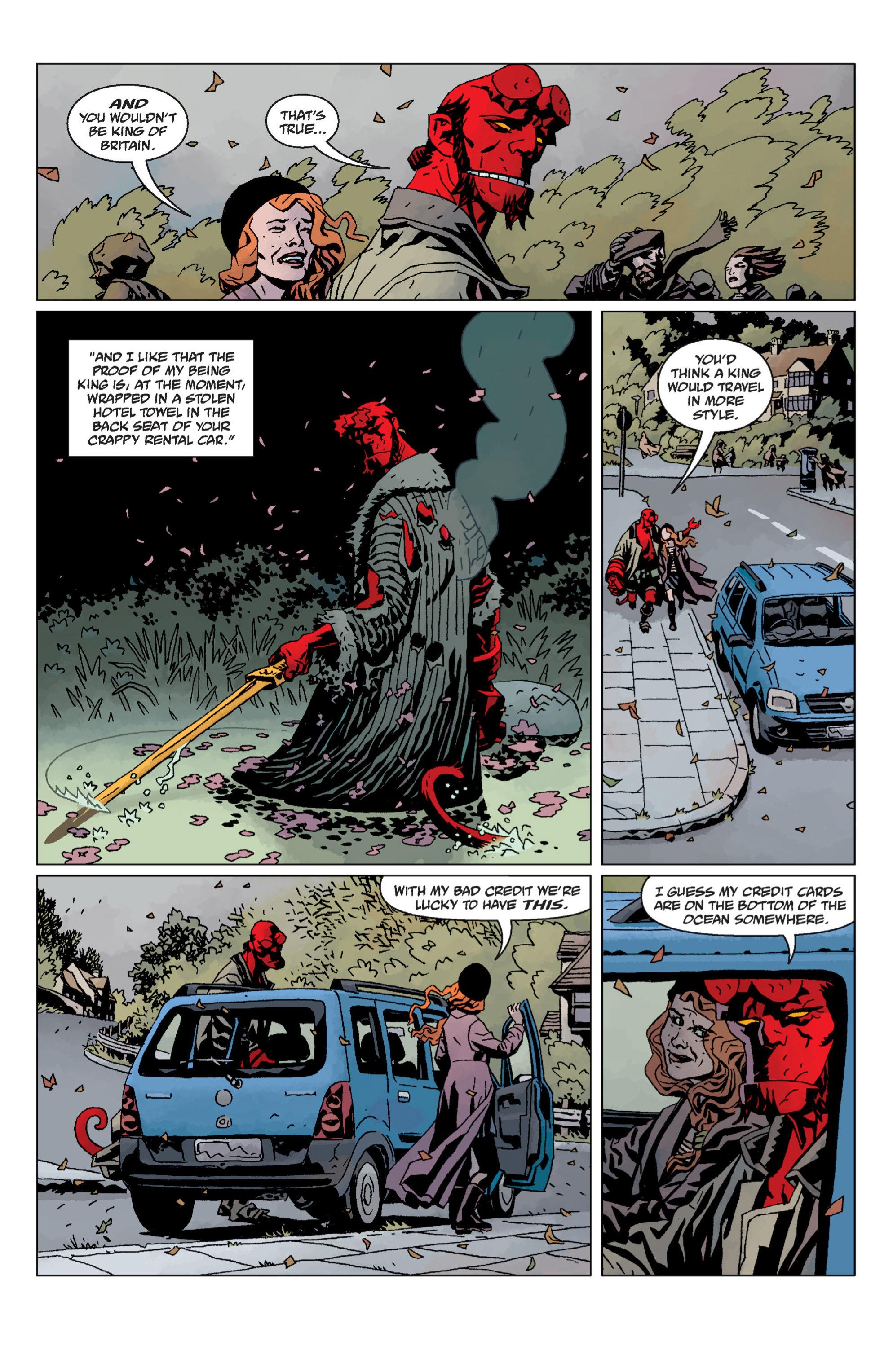 Hellboy chap 12 pic 20
