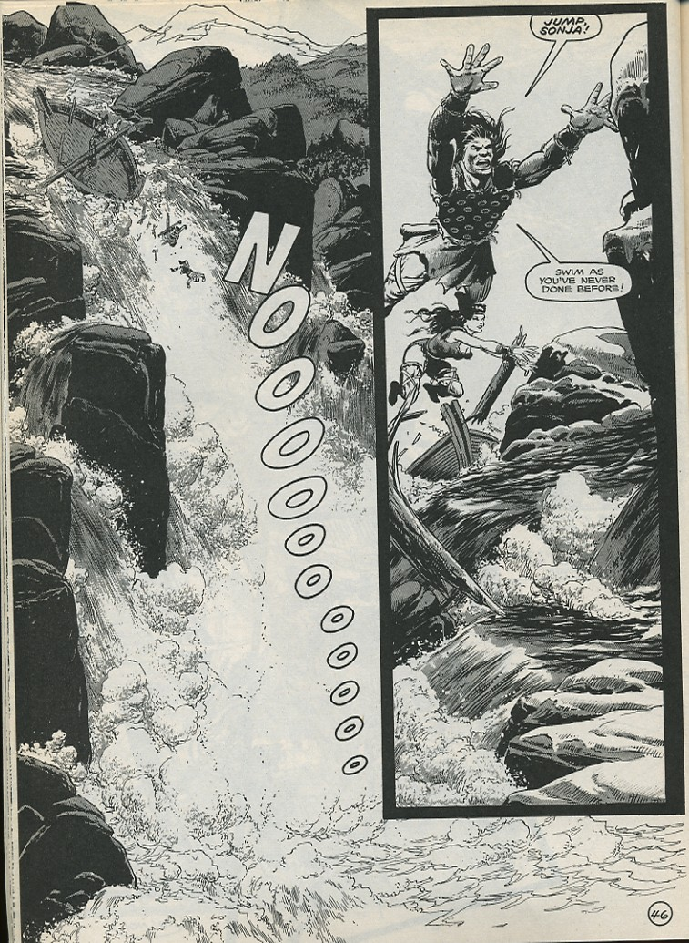 The Savage Sword Of Conan Issue #179 #180 - English 48