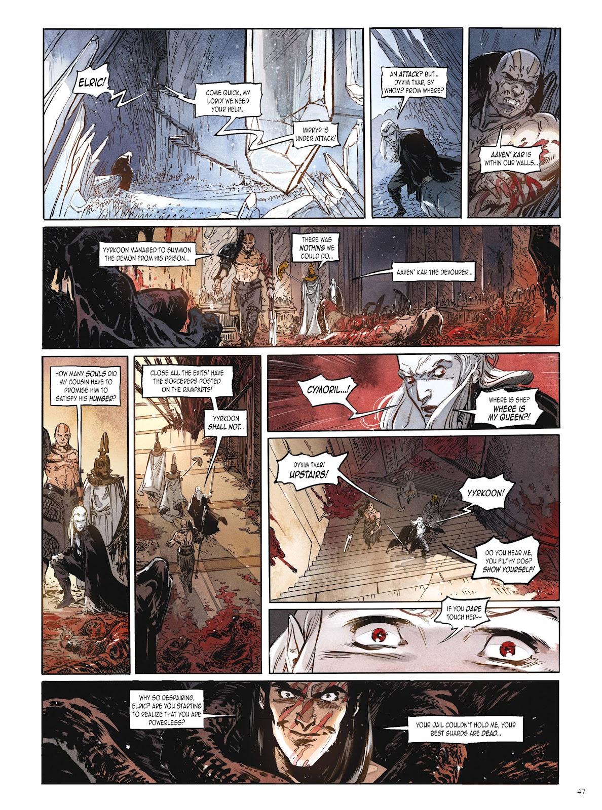 Elric (2014) TPB 1 #1 - English 46