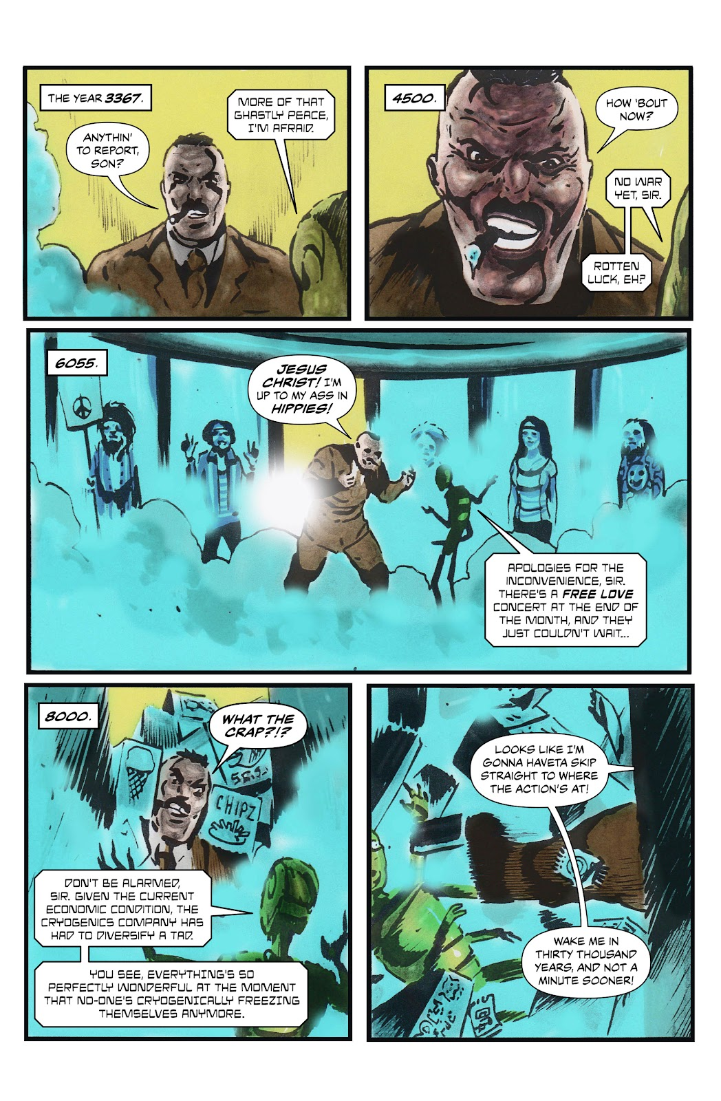 100% Biodegradable Issue #13 #13 - English 24