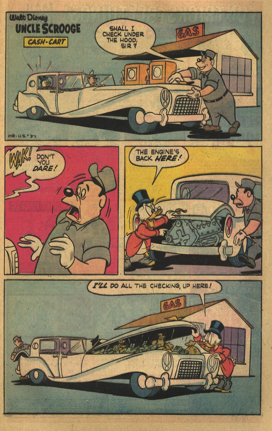 Uncle Scrooge (1953) Issue #136 #136 - English 13