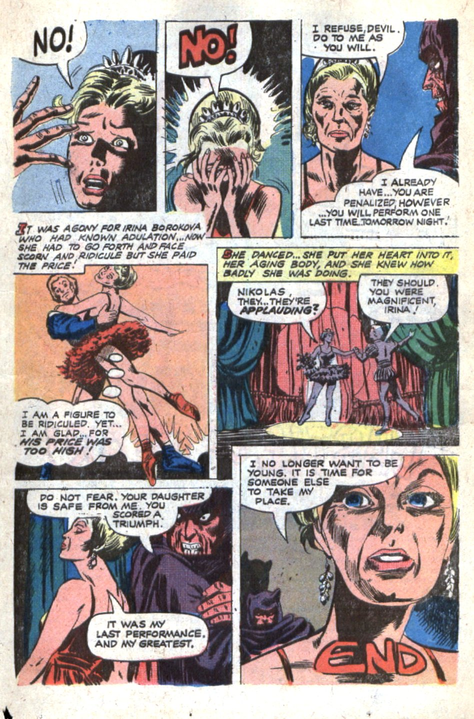 Read online Scary Tales comic -  Issue #4 - 19
