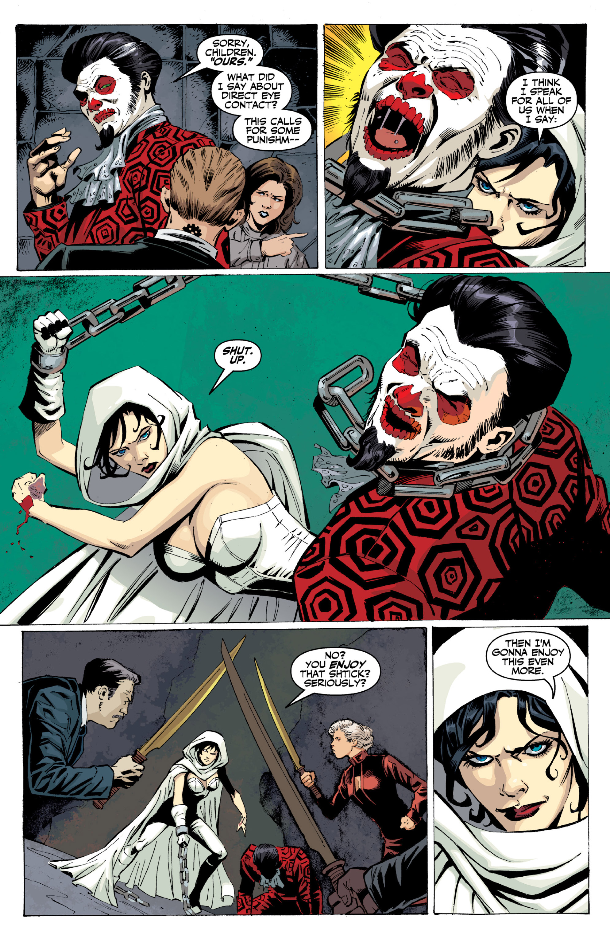Read online Ghost (2013) comic -  Issue # TPB 2 - 39