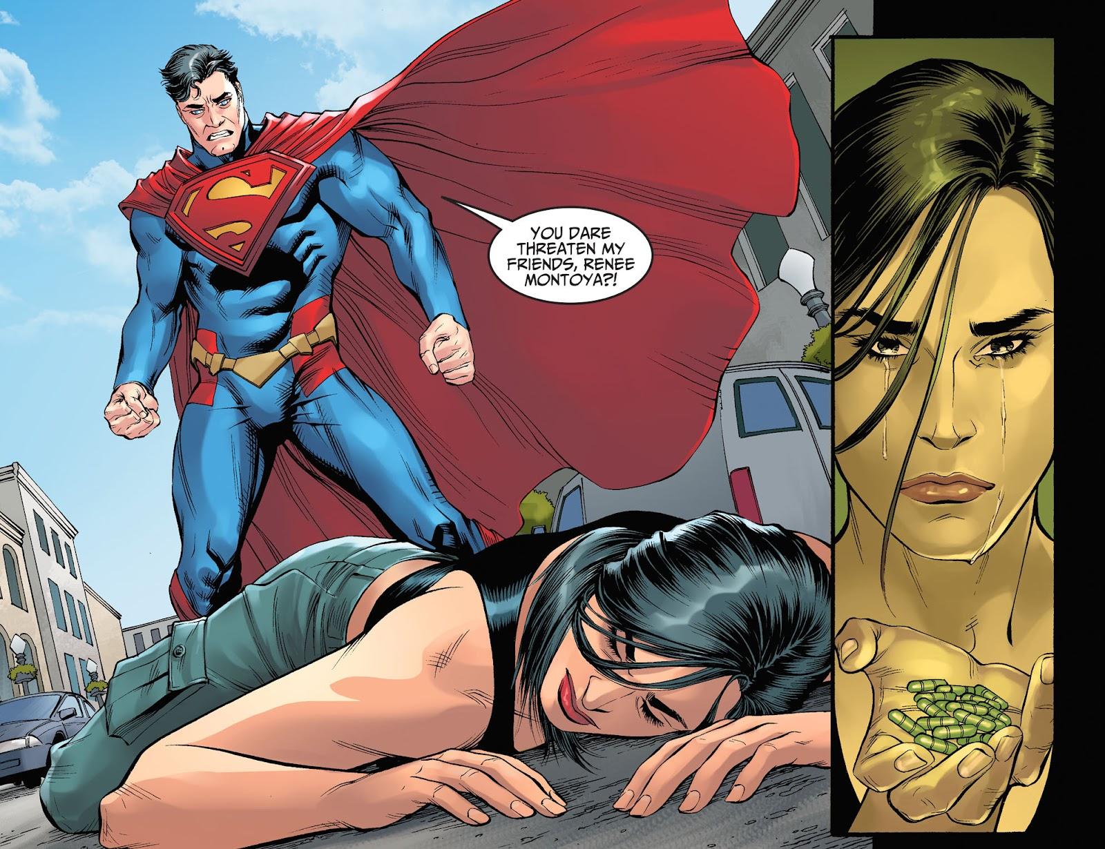 Injustice: Gods Among Us Year Four Issue #3 #4 - English 19