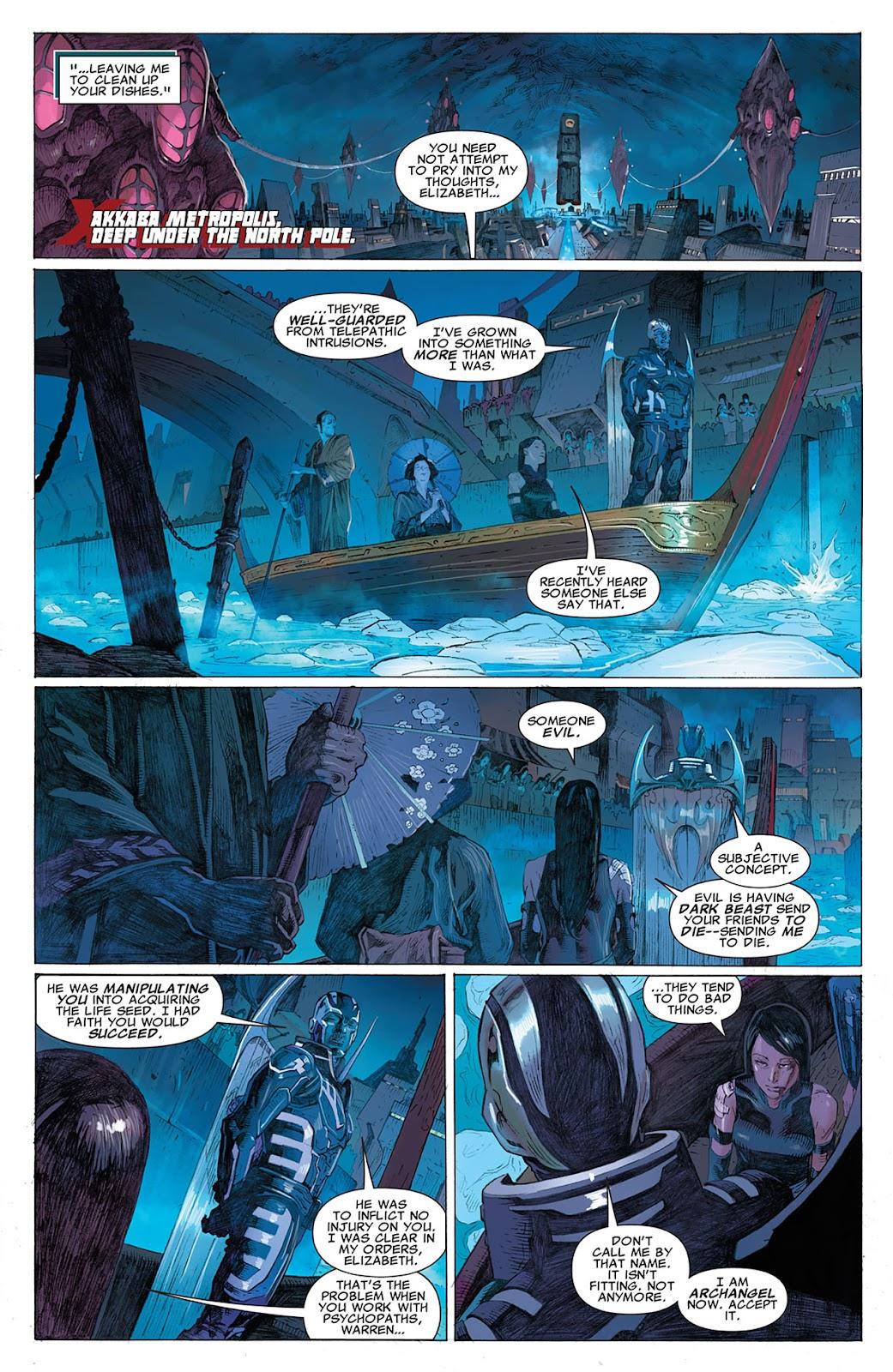 Uncanny X-Force (2010) Issue #14 #15 - English 16