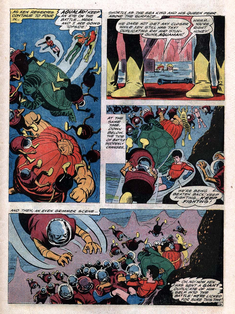 Aquaman (1962) Issue #27 #27 - English 31