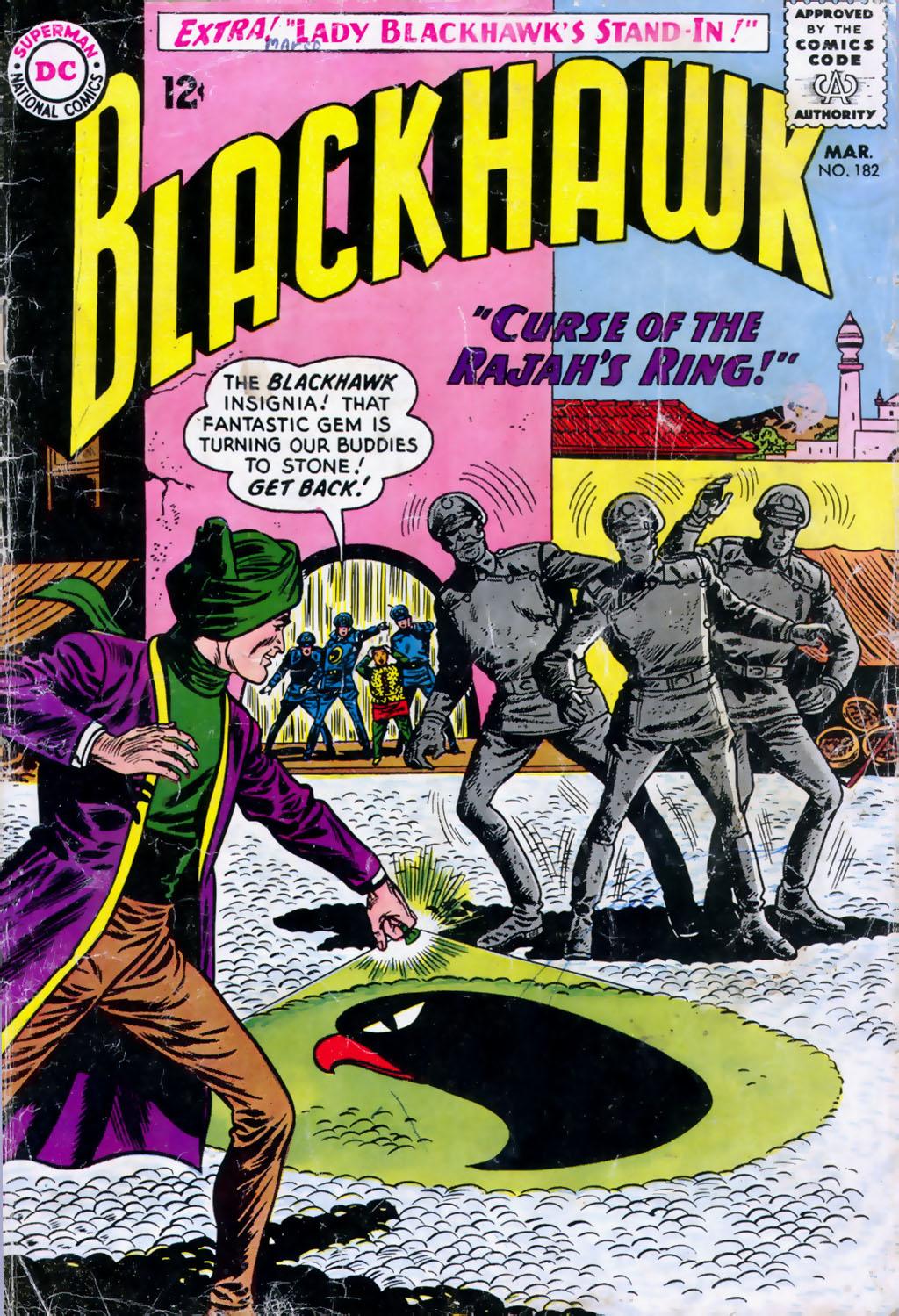 Blackhawk (1957) 182 Page 1