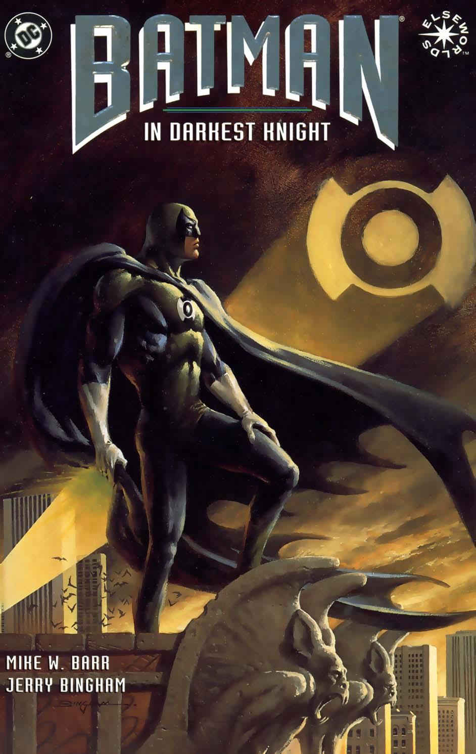 Batman: In Darkest Knight 1 Page 1