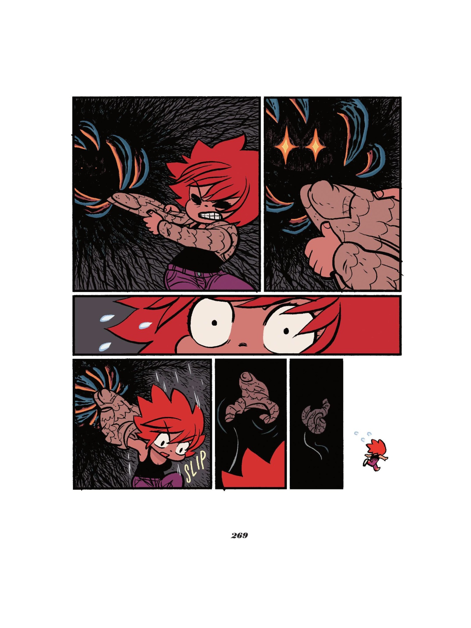 Read online Seconds comic -  Issue # Full - 269
