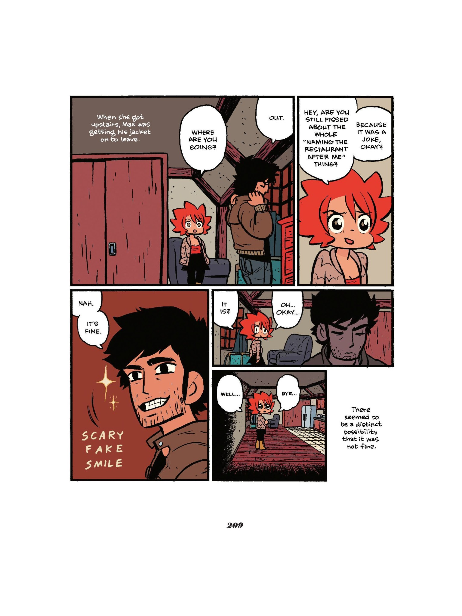 Read online Seconds comic -  Issue # Full - 210