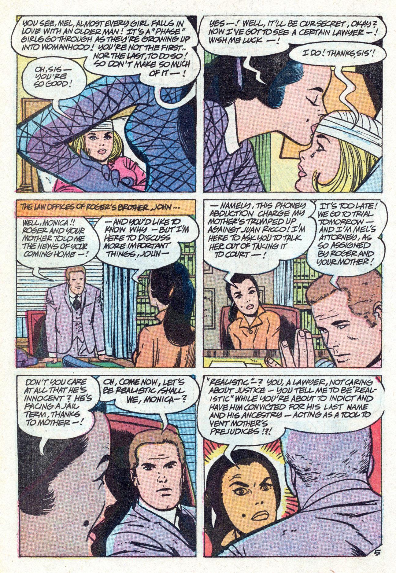 Read online Secret Hearts comic -  Issue #142 - 14
