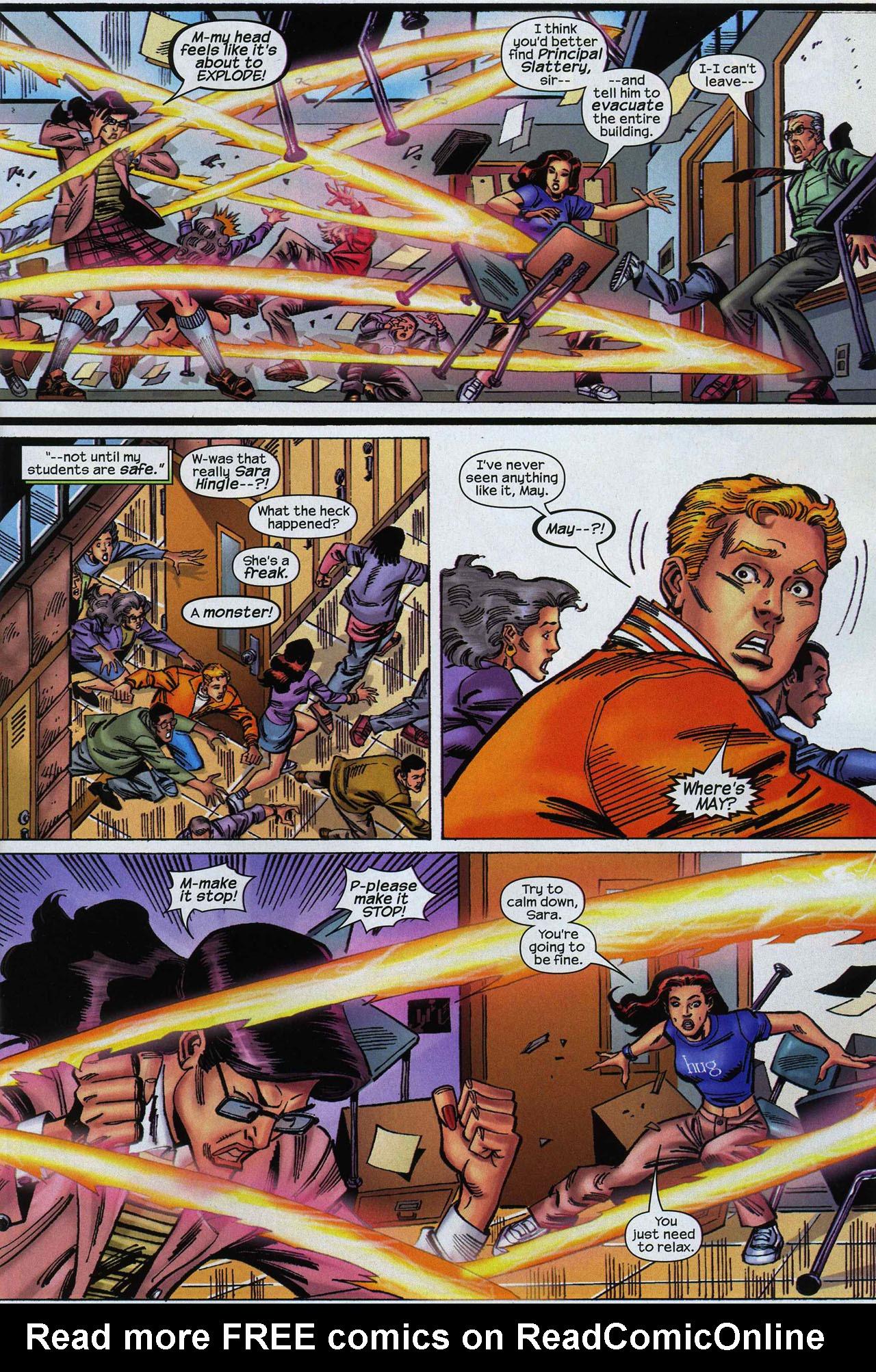 Amazing Spider-Girl #8 #23 - English 7