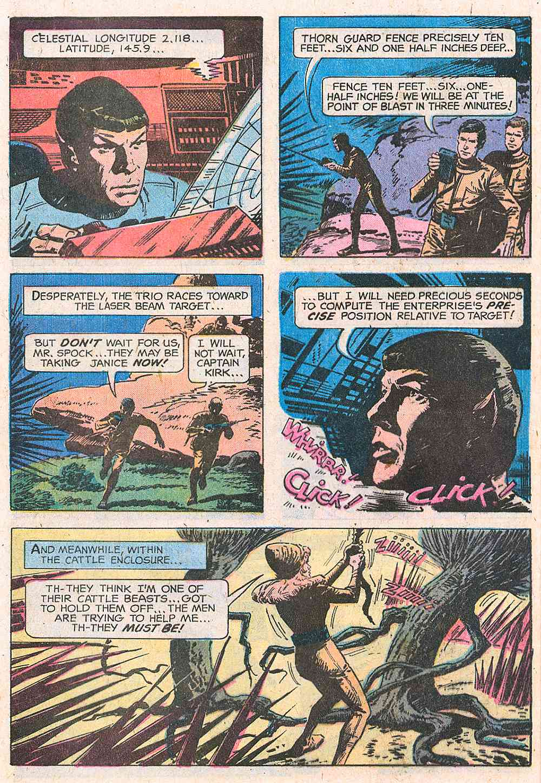 Star Trek (1967) Issue #29 #29 - English 22