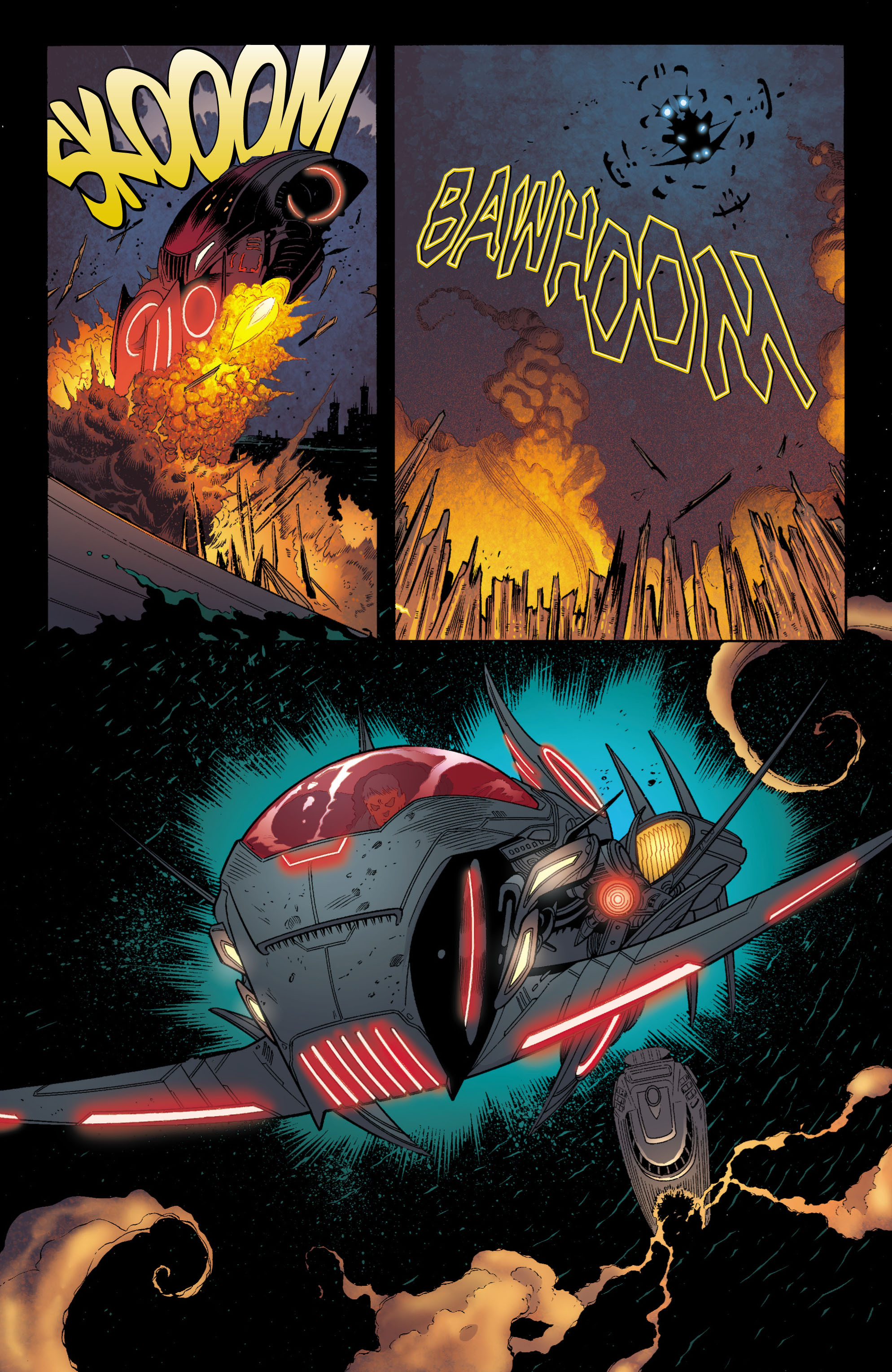 Batman and Robin (2011) chap 1 pic 158
