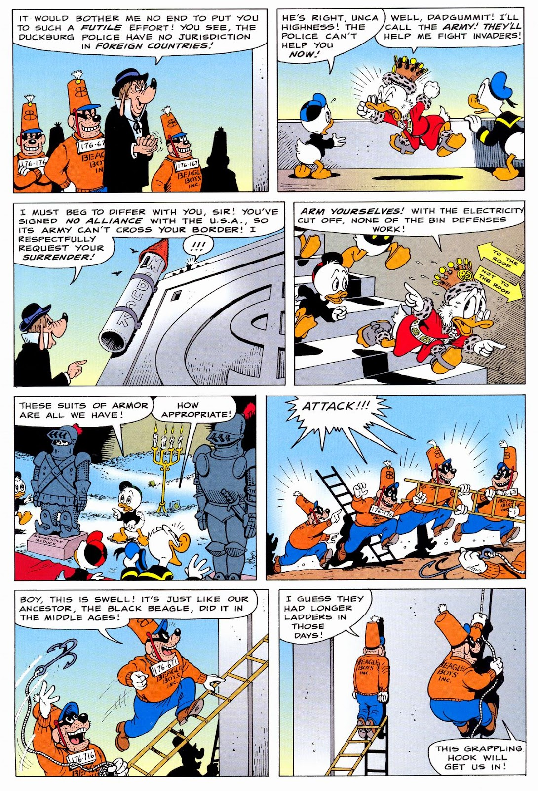 Uncle Scrooge (1953) Issue #331 #331 - English 19