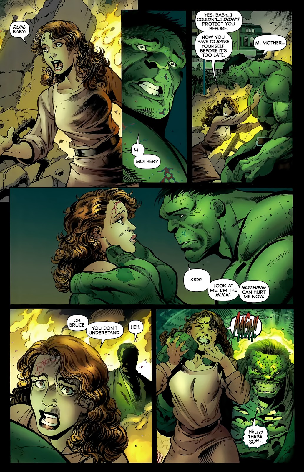 Incredible Hulks (2010) Issue #619 #9 - English 24