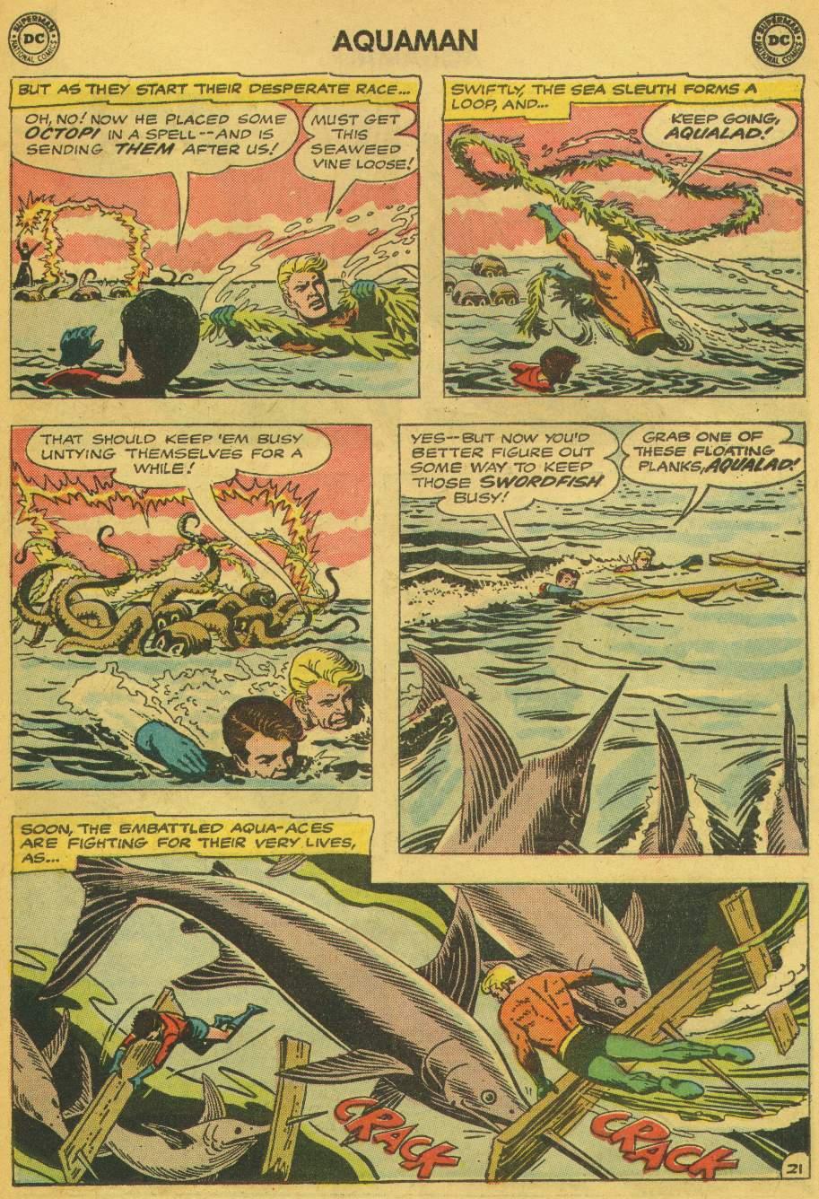 Aquaman (1962) Issue #5 #5 - English 27