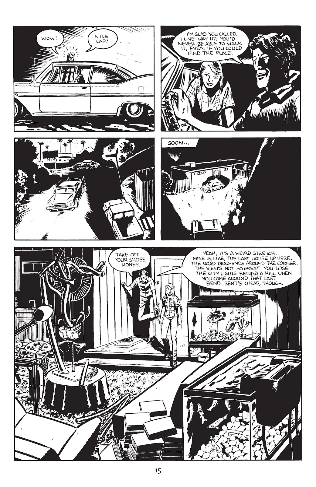 Stray Bullets Issue #25 #25 - English 17