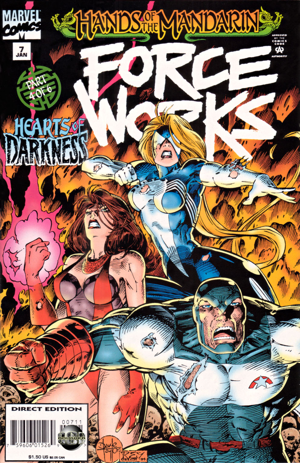 Force Works Issue #7 #7 - English 1