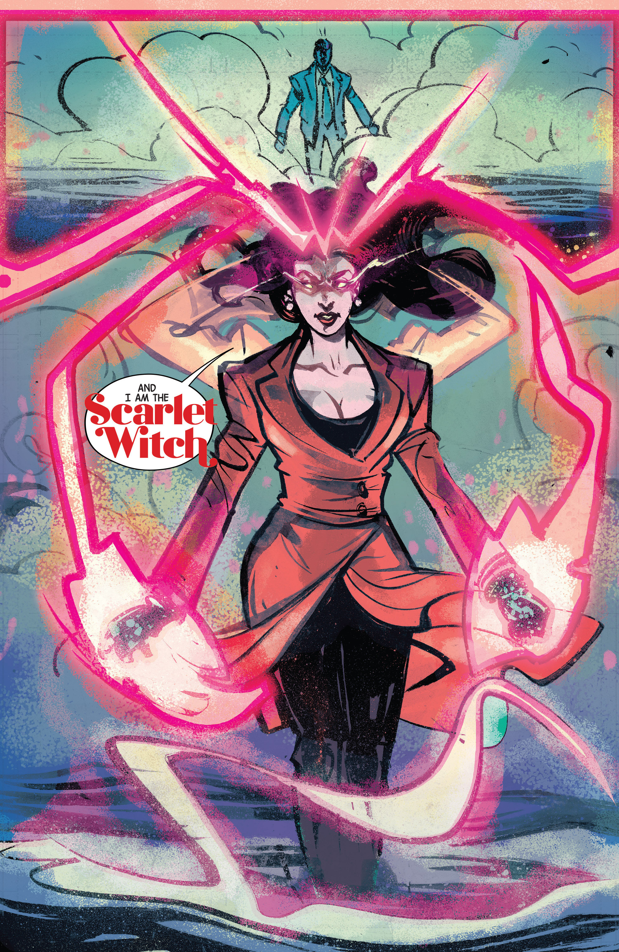 Read online Scarlet Witch (2016) comic -  Issue #4 - 17