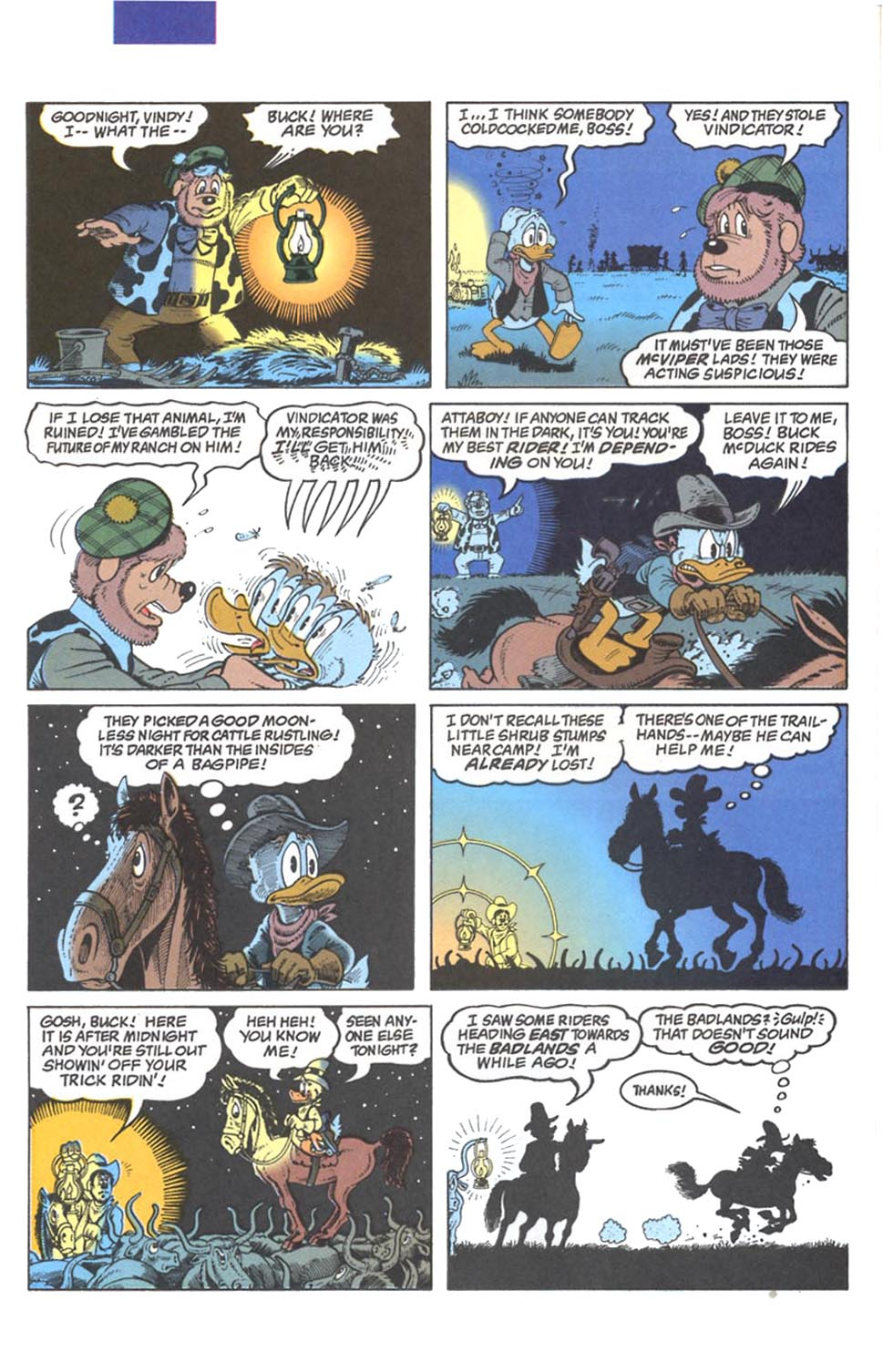 Uncle Scrooge (1953) Issue #287 #287 - English 9