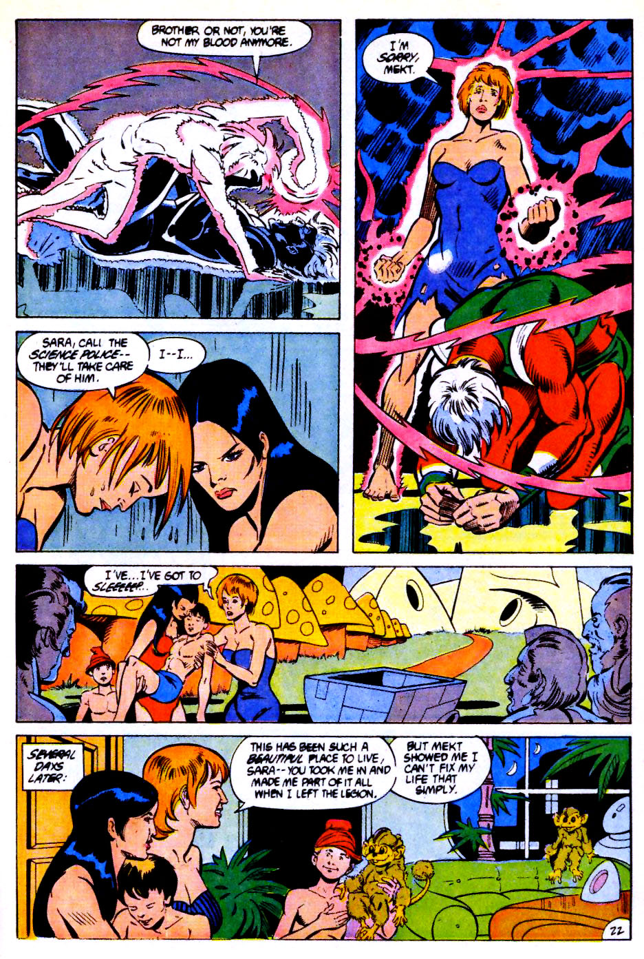 Tales of the Legion Issue #331 #18 - English 23