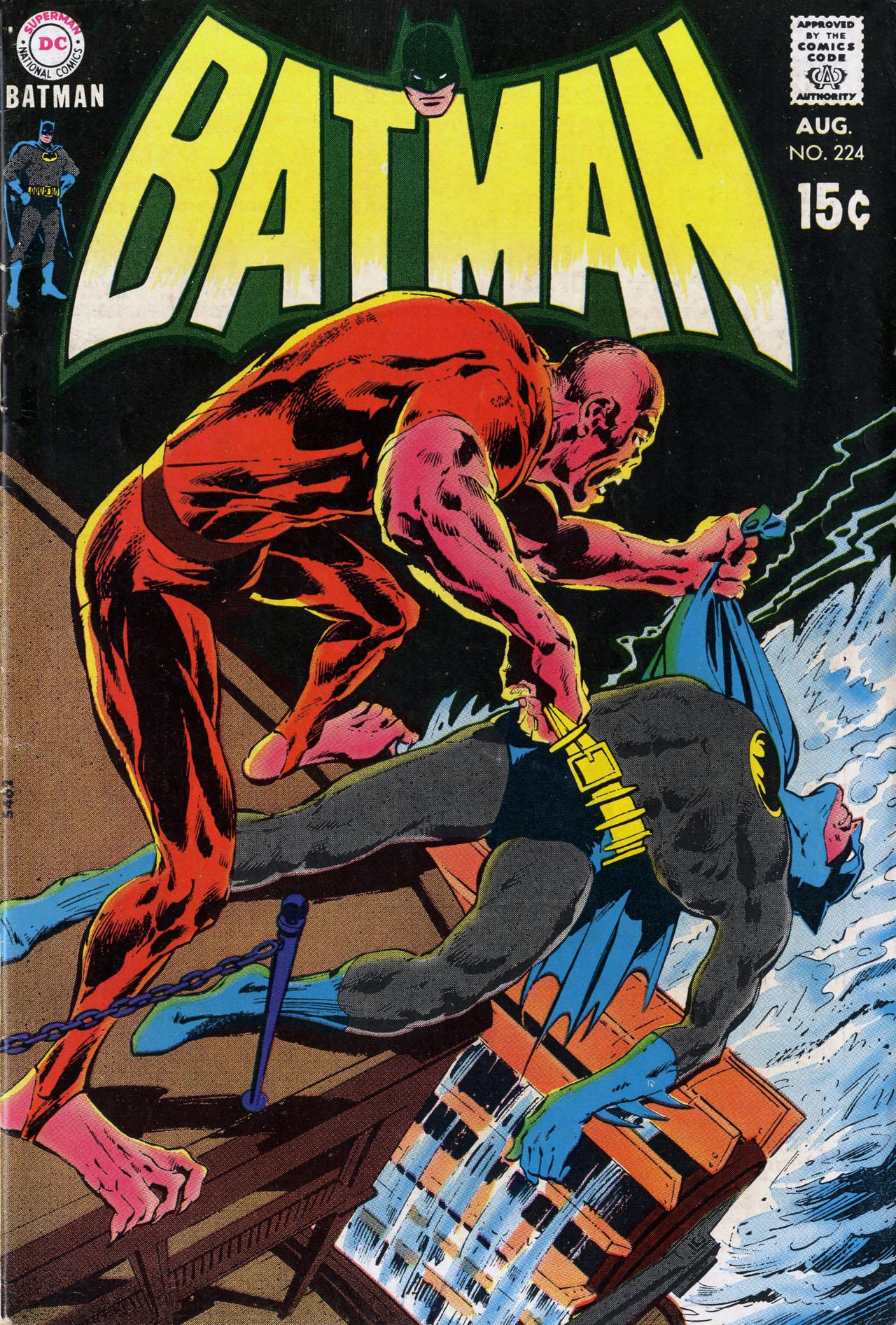 Batman (1940) 224 Page 1