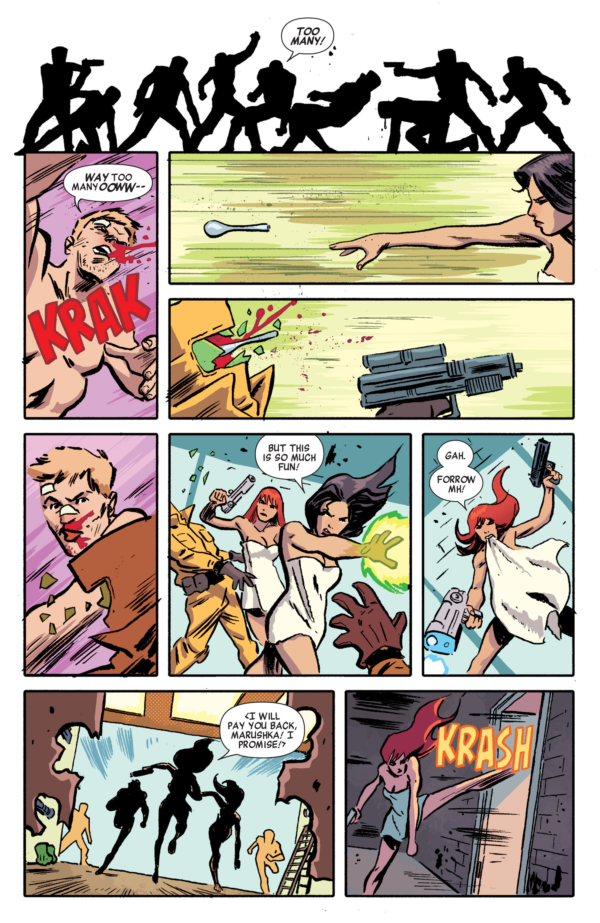 Read online Secret Avengers (2014) comic -  Issue #1 - 18