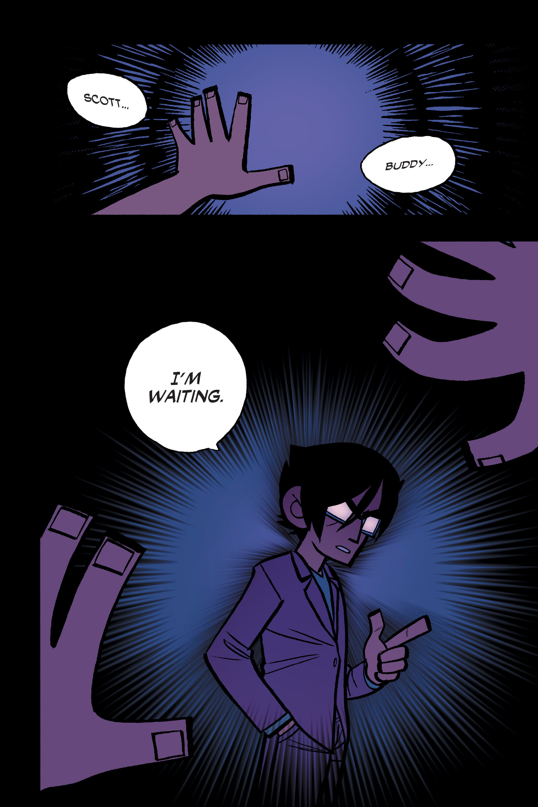 Read online Scott Pilgrim comic -  Issue #6 - 11