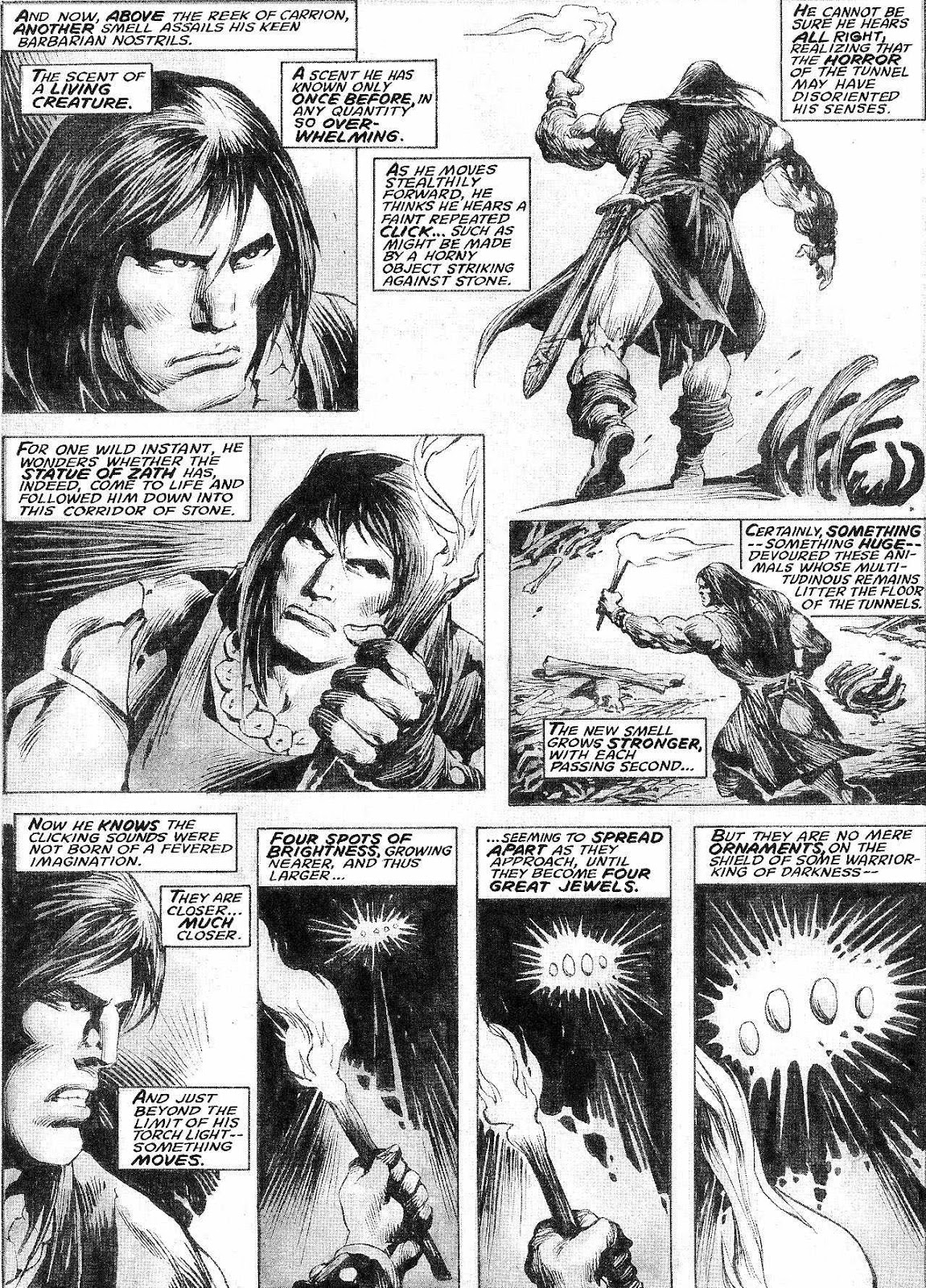The Savage Sword Of Conan Issue #210 #211 - English 20